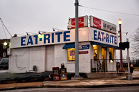 Historic Eat Rite Diner on Route 66 in St. Louis, MO