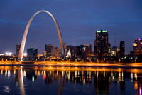 St. Louis Skyline Gallery