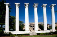 Westminster College - Columns and Westminster Hall