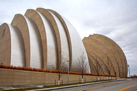 Kansas City, MO - Kauffman Center for the Performing Arts