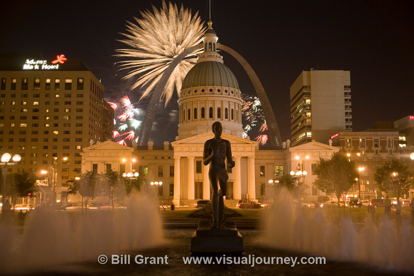 Fourth of July - Kiener Plaza