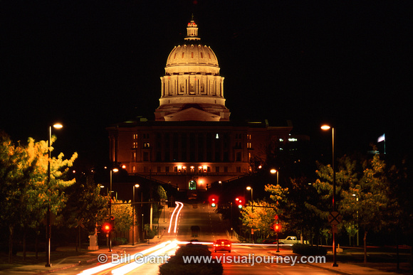 Missouri State Capitol, Jefferson City, MO