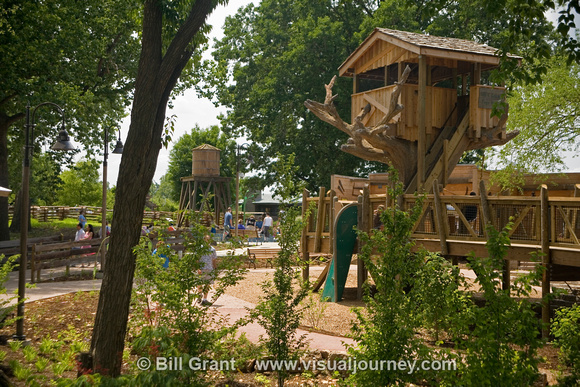 Missouri Botanical Gardens - Children's Garden