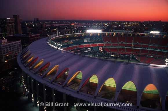 Old Busch Stadium, St. Louis, MO