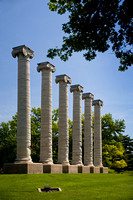 University of Missouri - Columns of Academic Hall