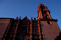 Church in San Miguel de Allende, Mexico