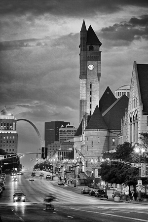 Union Station in St. Louis, MO